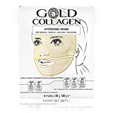 Gold Collagen Gold Collagen Hydrogel Mask 4Ud. 400 g