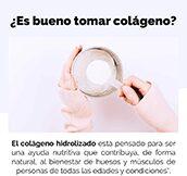 Proqué es bueno tomar Colágeno  colnatur
