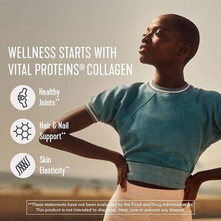 colágeno vital proteins características